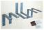 miniature 1 - Shelf Brackets Scaffold Board Rustic Industrial Heavy Duty Metal Steel Handmade