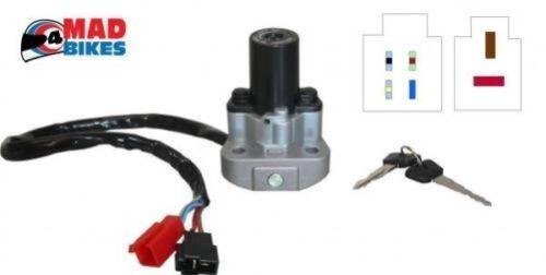2 chiavi Starter 600fazer Fzs Switch antifurto e Yamaha Plus wqSFPB0Anx