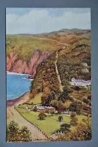 RampL Postcard J Salmon 4221 Countisbury Hill Lynmouth Art Card - Sheffield, United Kingdom - Damaged or misdescribed items may be returned to us for a full refund including return postage but please contact us through the correct eBay channel (for example, item not as described) before returning. Customers may also ret - Sheffield, United Kingdom