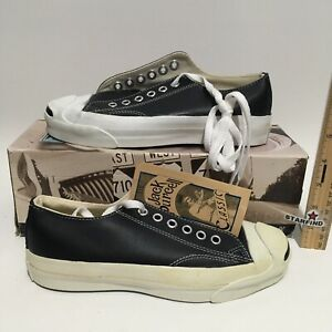 Converse Jack Purcell Vintage Leather