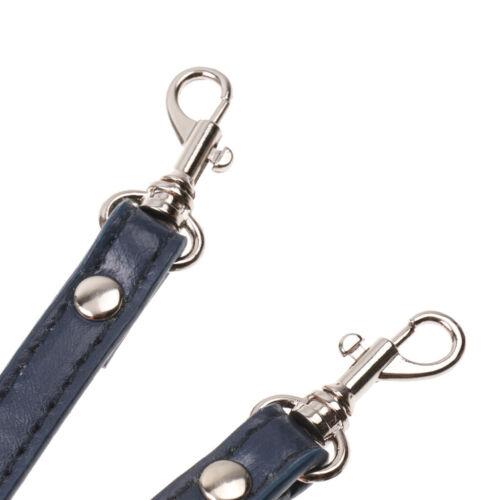 Detachable Replacement Women Blue Bag Strap Belt Shoulder Bag Accessory