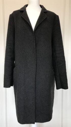 16 Elle Wool Xl Frakke Grey Størrelse Trækul Smukke Damer Mix 6wyT7zHq