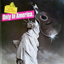 CAPITOL LP - ONLY IN AMERICA  - HOLLAND PRESSING - CLOVERS, ISLEY BROS, ELEGANTS