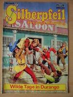 SILBERPFEIL Nr. 324 Wilde Tage in Durango 2 Bastei-Verlag Orginal