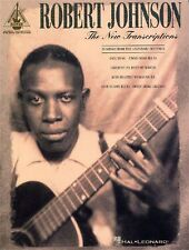 Robert Johnson The New Transcriptions Learn to Play Guitar TAB Music Book