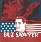 Buz Sawyer: Typhoons and Honeymoons: Vol. 3 by Roy Crane (Hardback, 2014)