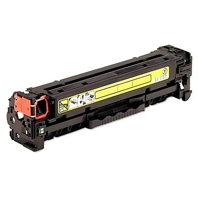 CF382A Yellow High Capacity 1-Pack Toner Cartridge use for HP Laserjet Pro MFP M476nw Printer Compatible 312A