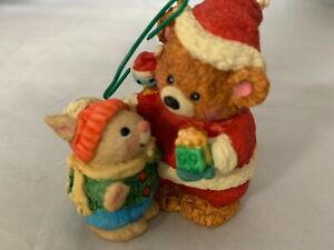 Hamilton Christmas Ornament.Details About Hallmark Christmas 1999 Mary S Bears Mary Hamilton Christmas Ornament