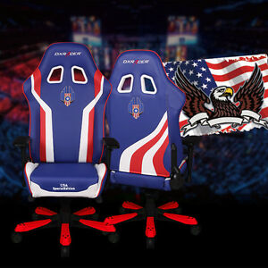 DXRACER Office Chair OH/KS186/IWR/U