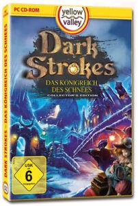 OSCURO-STROKES-2-Das-Konigreich-des-nieve-Amarillo-VALLEY-PC-NUEVO