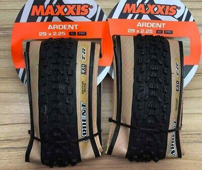 EXO//Tubeless Ready skinwall//WT TB96793500 Maxxis Ardent Double Composé Pneu 29 x 2.40