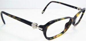 5f25428e25d Authentic Tiffany   Co. TF 2034 8015 Havana 51 16 135 Eyeglasses ...