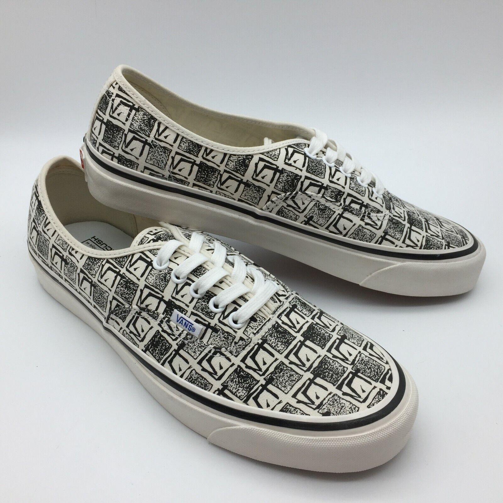 Vans Herren   Damen Schuhe Authentische 44 Dx (Anaheim Fabrik) Og Weiß