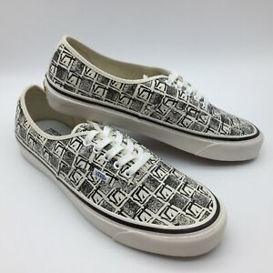 52291aa35ee Vans Men Women s Shoes Authentic 44 DX (Anaheim Factory) OG Whit