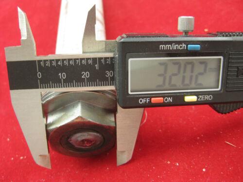 """Anodo di Magnesio 1 1//2 /"""" 550 X 33 MM Memoria buderus Junkers DN40 Vaillant"""