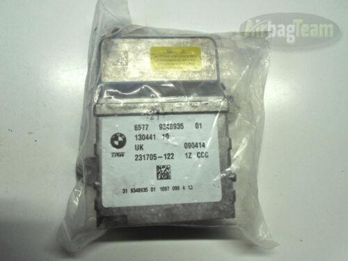 BMW Mini Cooper Airbag ECU Control Module 65779348935 231705-122