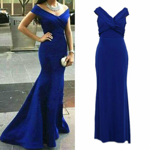 Women/'s Bodycon Sleeveless Dresses Cocktail Party Evening Ball Gown Maxi Dress