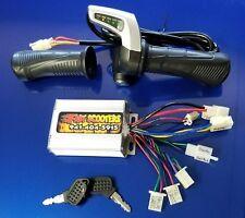 electrical kit PR Razor E200 E300 E325s Pocket Mod Variable Speed Kit