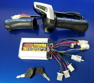 Details about Razor E300 & E200 Variable Speed Kit -Throttle and  Controller,Electrical Kit