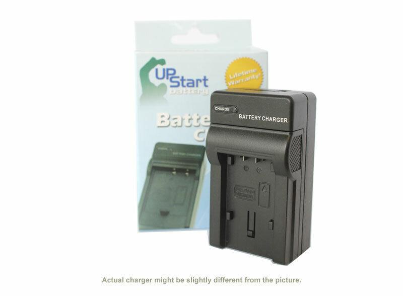 Battery Charger for Nikon EN-EL20 1 J1 MH-27 - 1300mAh - Lifetime Warranty
