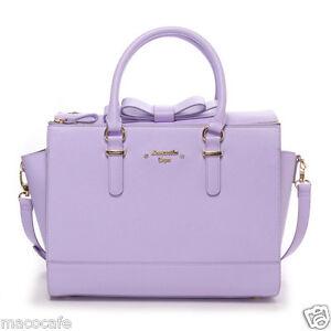 Image Is Loading Samantha Thavasa Vega Box Bow Bag Large 2way