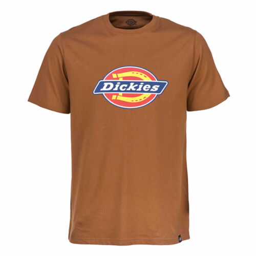 Dickies Horseshoe T-Shirt Duck Brown