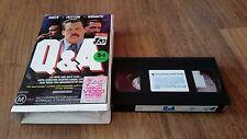Q&A  - NICK NOLTE, TIMOTHY HUTTON, ARMAND ASSANTE CLAM SHELL  VHS ROADSHOW VIDEO
