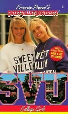 SWEET VALLEY UNIVERSITY #1 COLLEGE GIRLS BY FRANCINE PASCAL - 1st edition