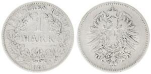 Empire 1 Mark Small Eagle J.9 1880 H (1) S-Ss
