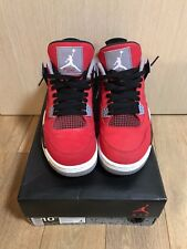 f814b8460cb1 item 2 Nike Air Jordan Retro 4 IV TORO BRAVO FIRE RED BULL Cement DS  308497-603 10.5US -Nike Air Jordan Retro 4 IV TORO BRAVO FIRE RED BULL  Cement DS ...