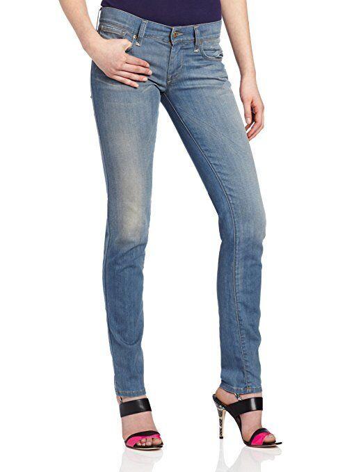 298 NEW Diesel Jeans Getlegg W26 WAIST ACROSS 14 1 2xL30 Slim Skinny ITALY