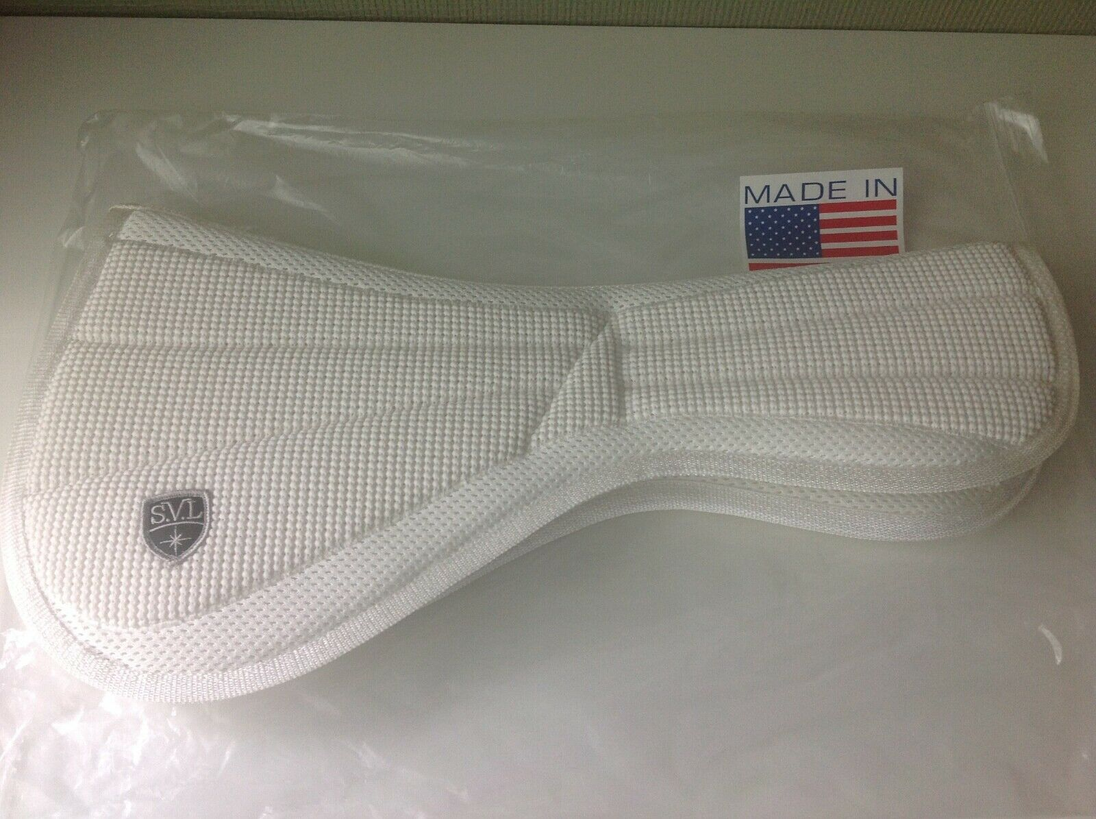 English bianca Dressage Half Pad air mesh D3 fabric