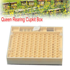 25x Beekeeping Rear Cupkit Queen Bee Hair Roller Cages Beekeepers EquipToolsNWUS