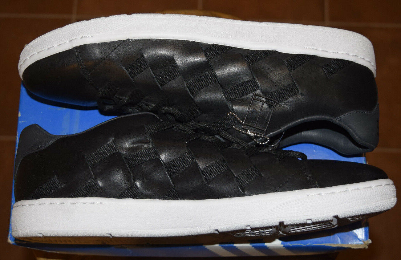 Men's-Nike-Tennis Classic Ultra PRM QS Premium Woven-Black-Shoes-Sneakers-12-New