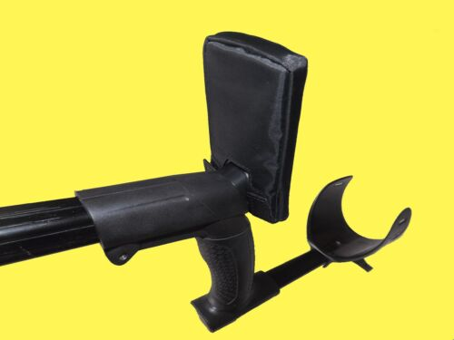 black rain cover for XP Deus and XP ORX metal detector control box Dust dirt