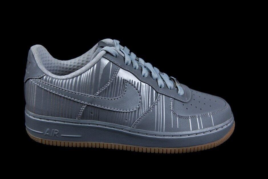 Nike Force Air 1 bajo Supreme KRINK Air Force plata metálica GOMAS 318985002 41fca4