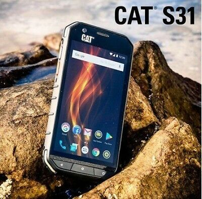 a98ecd285e9e3 CATERPILLAR CAT S31 Dual SIM (Factory Unlocked) IP68 Rugged 1.2M Waterproof