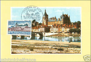 18-AUGUST-AOUT-1973-JOUR-NAISSANCE-Birthday-DAY-ANNIVERSARY-CHATEAU-DE-GIEN-A