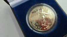 1933 Dollar Gold Piece Liberty Copy token 24K gold layered