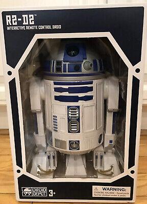 Star Wars Galaxy/'s Edge Droid Depot R2-D2 Remote Control Toy