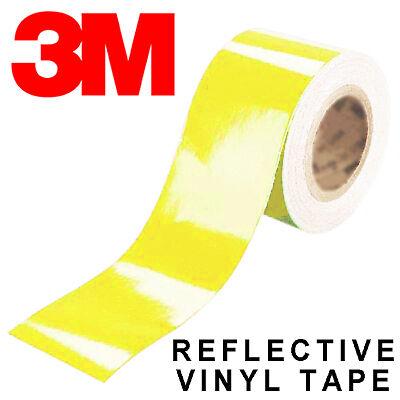 3M Scotchlite 580 Reflective Tape - Full Colour Range inc Black / White UK (680)