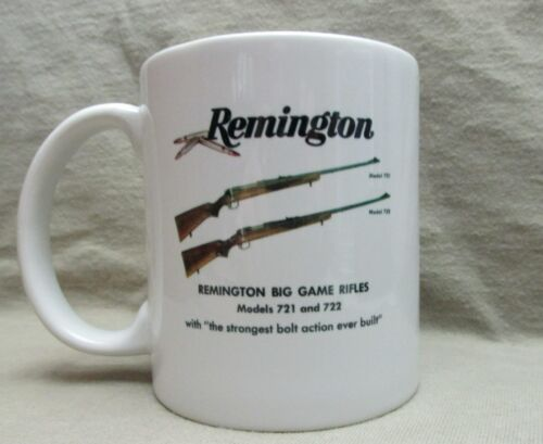 Mug New Classic Remington Model 721 /& 722 Coffee Cup Cool Vintage Look