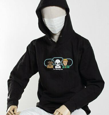 Alien Workshop Missing Link Pullover Hooded Sweatshirt