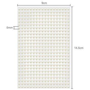 425-Halbperlen-selbstklebend-weiss-5mm-halbe-Perlen-zum-Aufkleben-Hochzeitsdeko