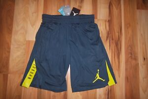 23b2f906044 NWT NIKE AIR JORDAN 23 ALPHA DRY KNIT BASKETBALL SHORTS 849143 454 ...