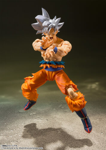 Ultra Instinct Japan version Bandai S.H.Figuarts Son Goku