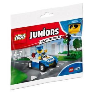LEGO® Juniors Set 30339 /  Polizei Patrol mit Auto und Ampel / Polybag