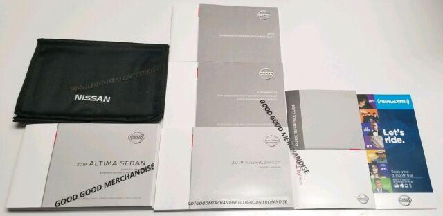 2019 Nissan Altima Platinum Owners Manual Manual Guide
