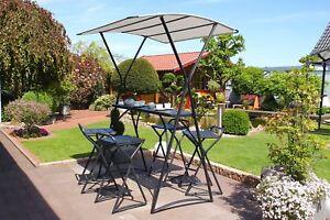 Möbel Gartenbar Inkl Sonnendach Gartentheke Stehtisch überdacht Lc-celebrate Ungleiche Leistung Garten & Terrasse