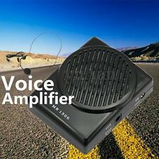 10W AKER MR1506 Portable Microphone Waistband Voice Booster Amplifier Speaker